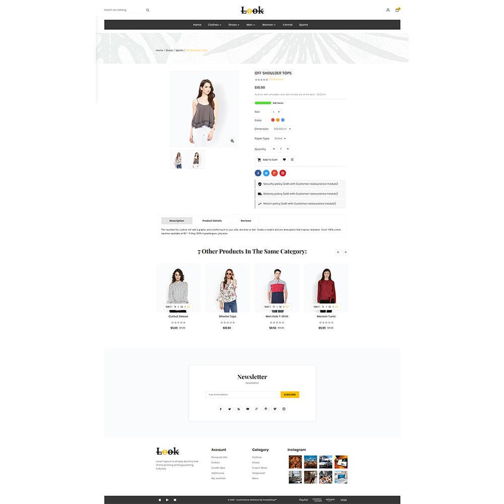 theme - Fashion & Shoes - Look Fashion Big Mall - 4