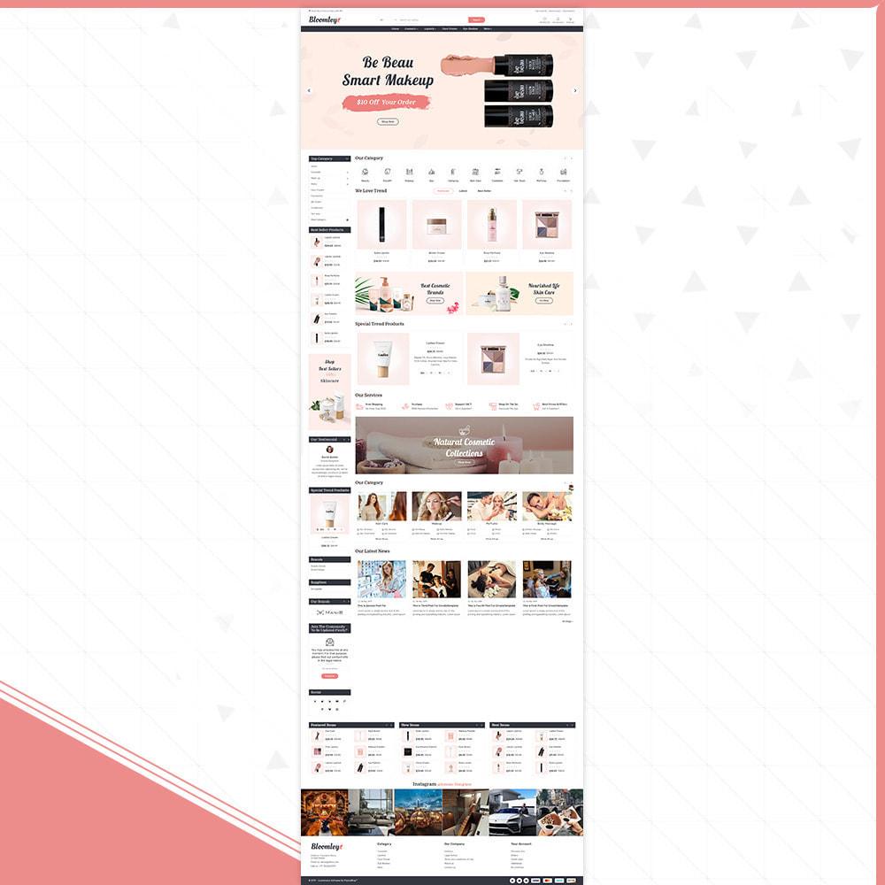 theme - Health & Beauty - Cosmatic Bloomley – Cosmatic Shop - 2