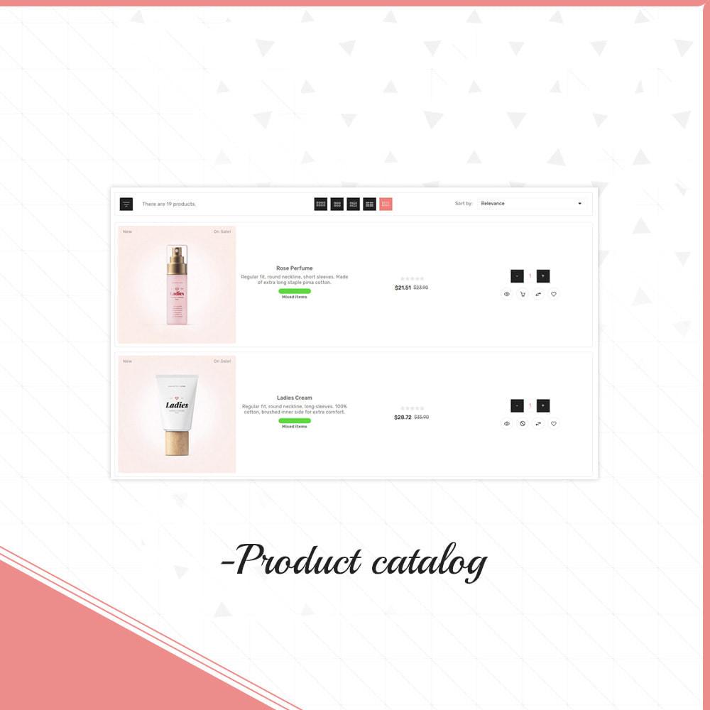 theme - Gesundheit & Schönheit - Cosmatic Bloomley – Cosmatic Shop - 11