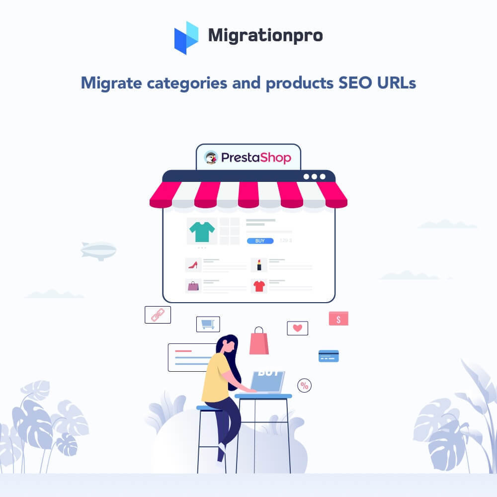 module - Datenmigration & Backup - MigrationPro: OpenCart to PrestaShop SEO Redirect Tool - 2