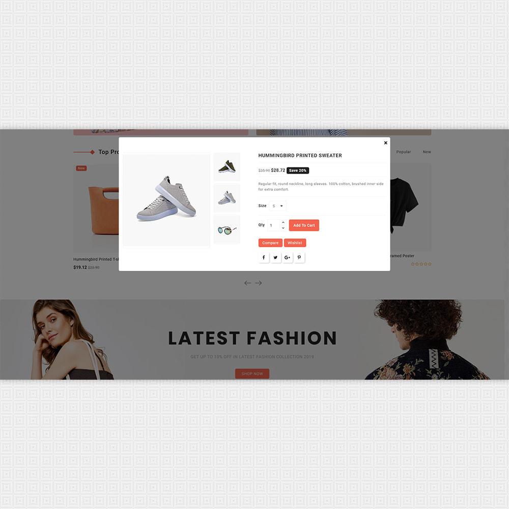 theme - Fashion & Shoes - Evonea - Fashion Store - 7
