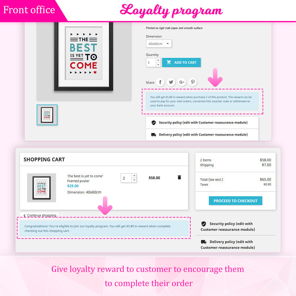 module - Referral & Loyalty Programs - Loyalty, referral & affiliate program (reward points) - 7