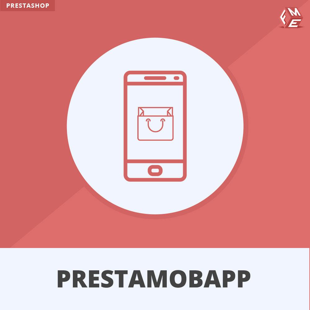module - Mobile Endgeräte - PrestaMobApp - Nativer App Builder für Android und IOS - 1