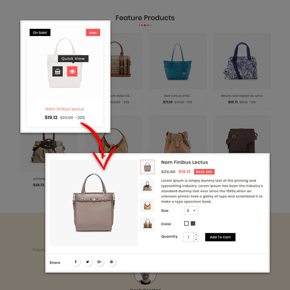 theme - Fashion & Shoes - Smart Bag's Shop - 5
