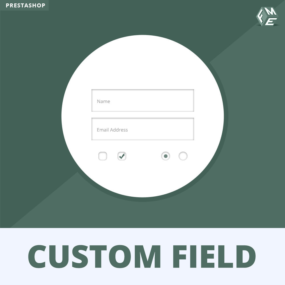 module - Inscripción y Proceso del pedido - Custom Checkout Fields - Campo de Pedido Personalizado - 1