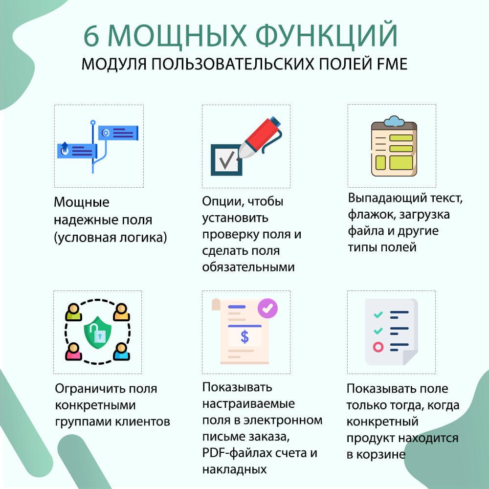 module - Pегистрации и оформления заказа - Пользовательские поля: добавлять поля на страницу Заказ - 2