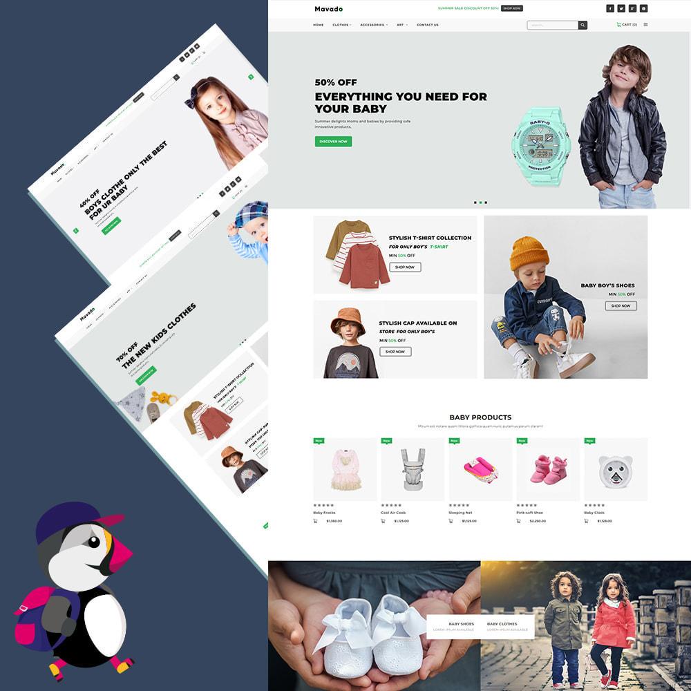 theme - Crianças & Brinquedos - Mavado Baby Fashion Stores - 2
