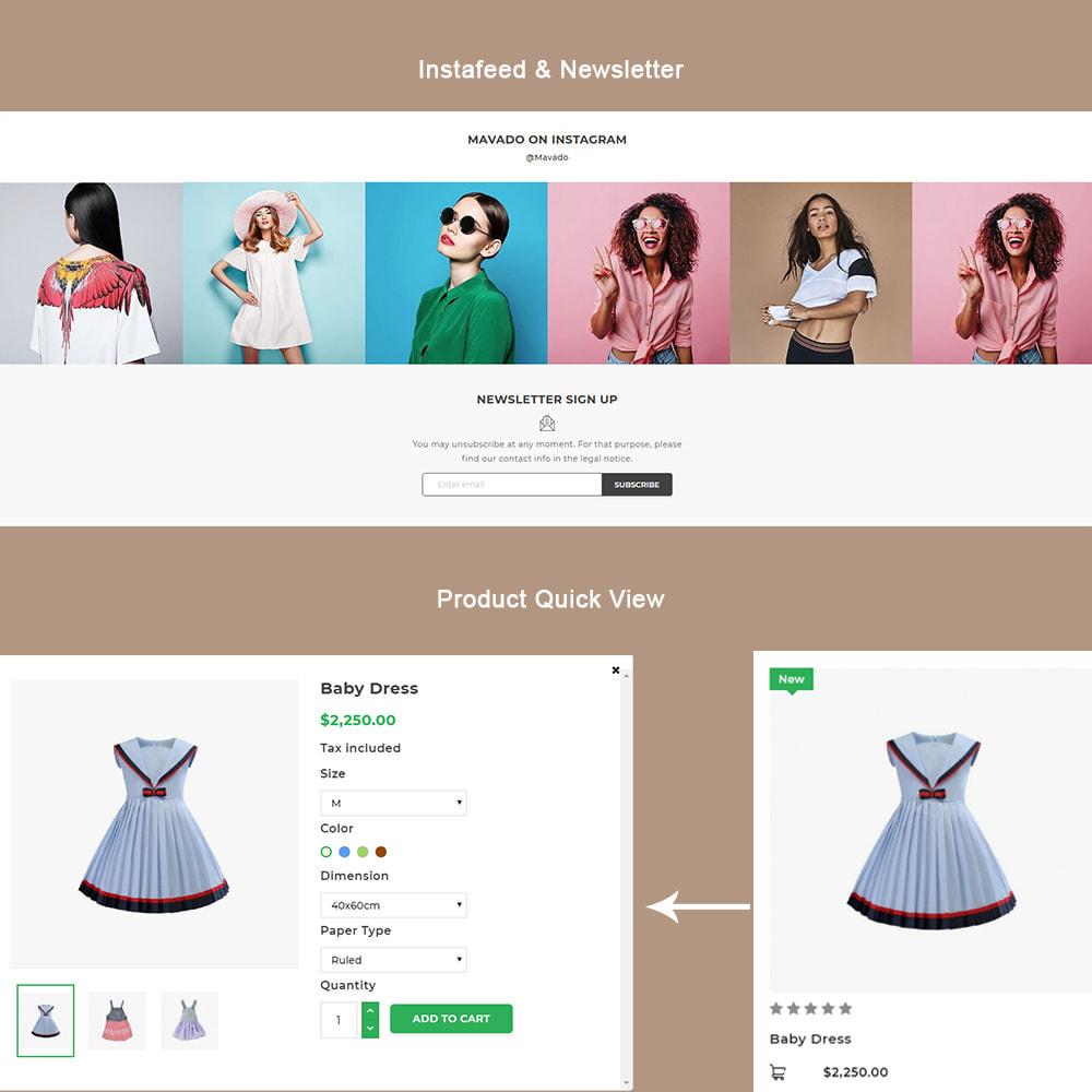 theme - Crianças & Brinquedos - Mavado Baby Fashion Stores - 4