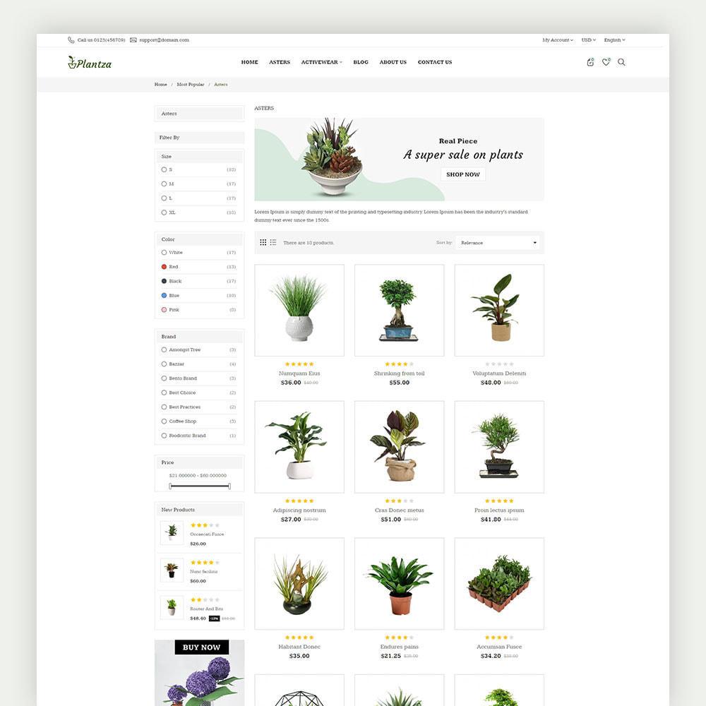 theme - Dom & Ogród - Plantza Plant Store - 5