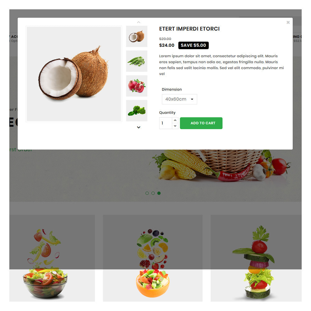 theme - Мода и обувь - EatFresh Vegetables & Fruits Shop - 9