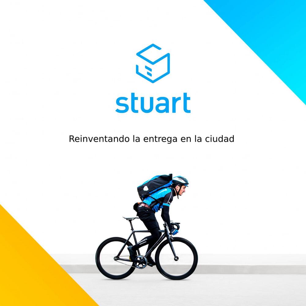 module - Transportistas - Stuart - Entrega 7/7 por mensajería - 1