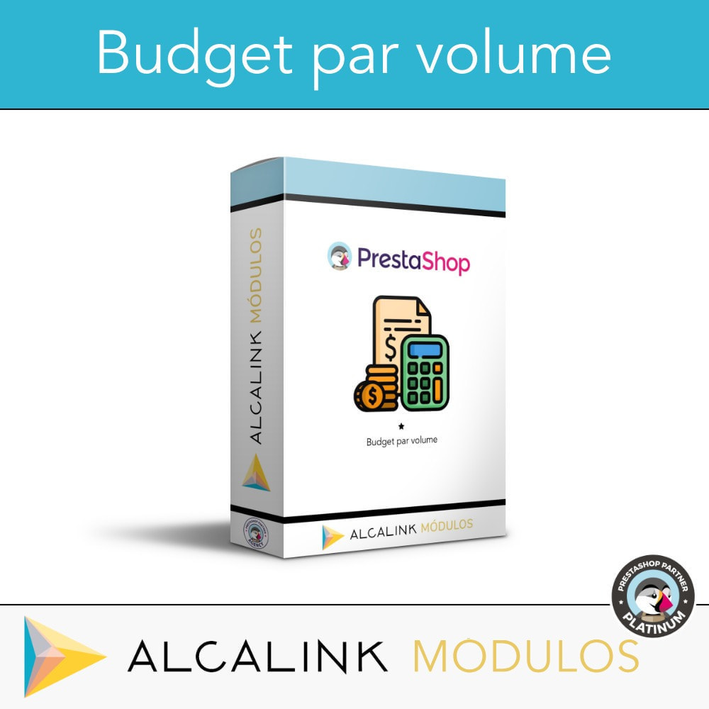 module - Tailles & Dimensions - Budget per volume - Achat rapide - 1