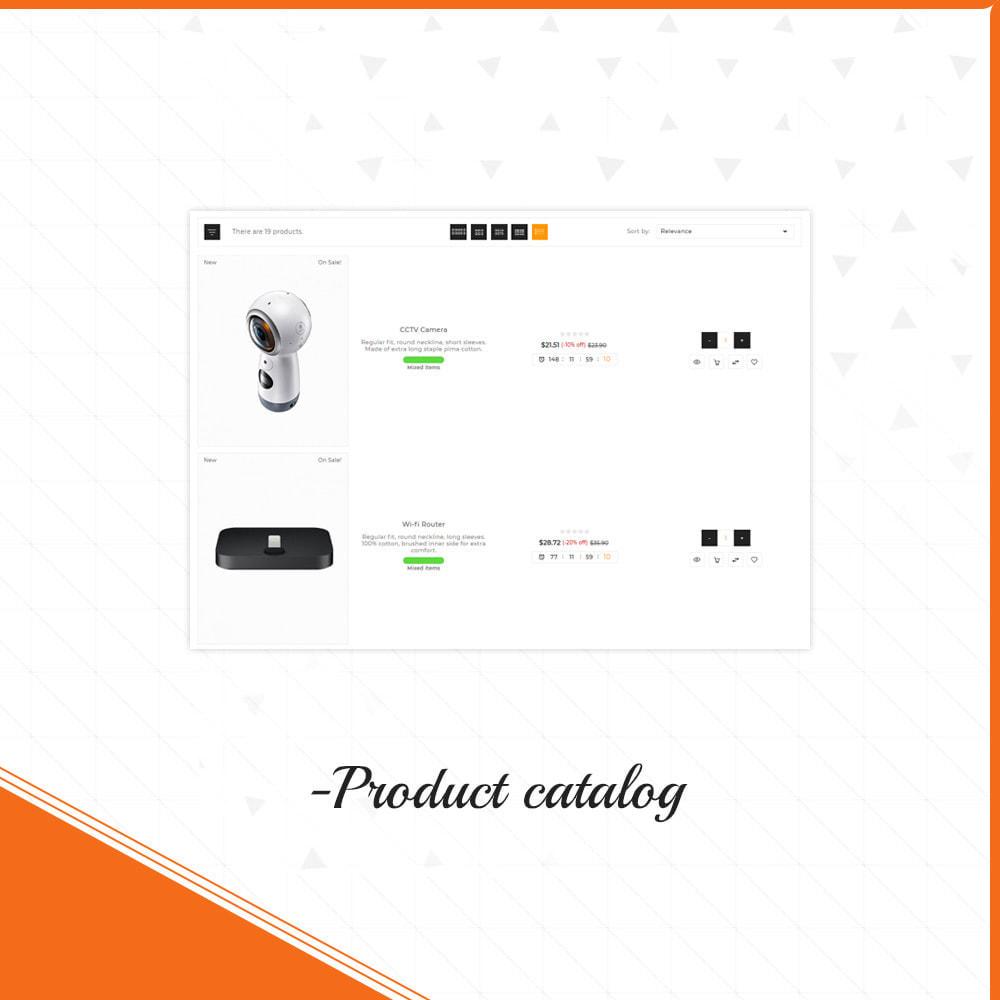 theme - Электроника и компьютеры - Digital Electronics –Roboxa Electro Store - 11