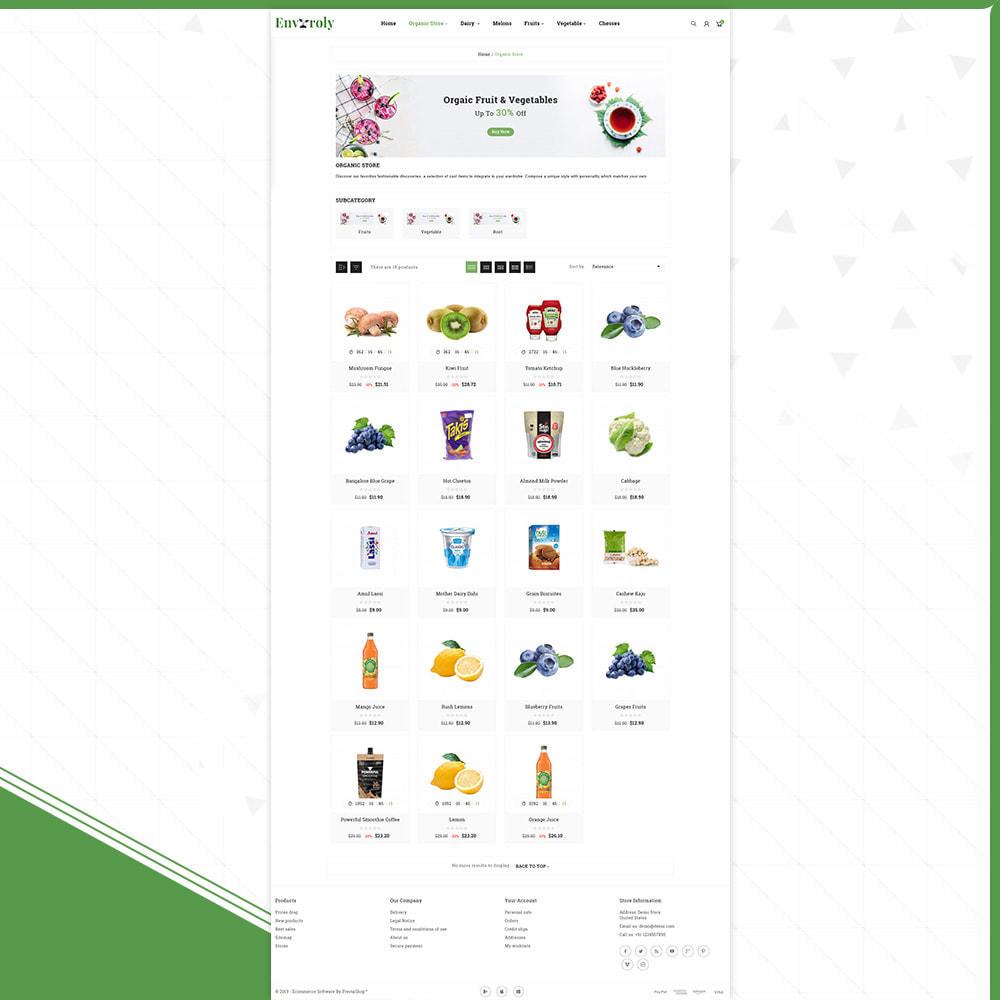 theme - Gesundheit & Schönheit - Envioly Grocery –Organic Store - 3