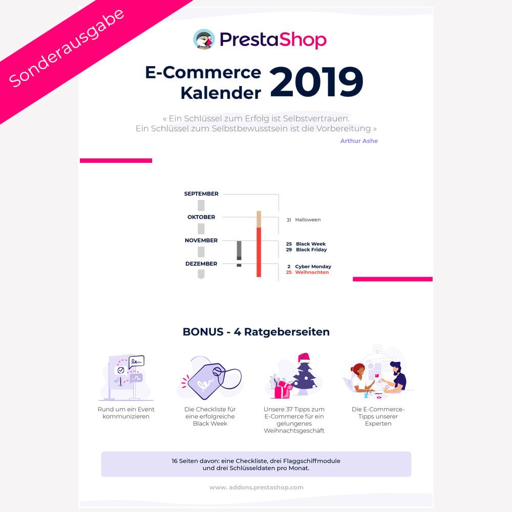 other - eCommerce Kalender - E-Commerce-Kalender für das zweite Halbjahr 2019 - 1