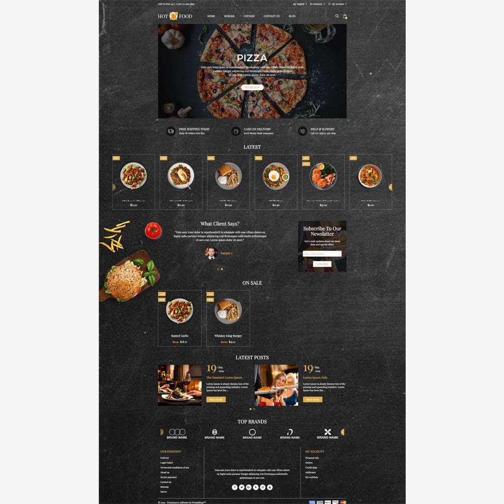 theme - Alimentos & Restaurantes - Alimentos - Loja Responsiva - 2