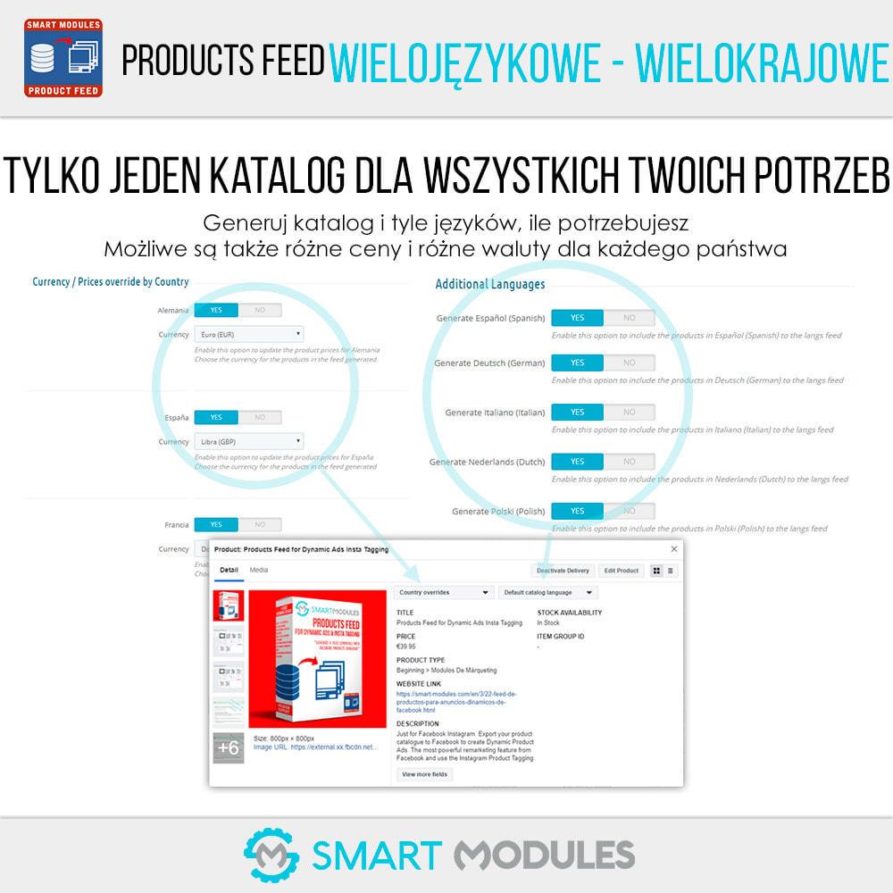 module - Płatne pozycjonowanie & Afiliacja - Pliki Produktów: Dynamicznych Reklam & Tagowanie & Shop - 3