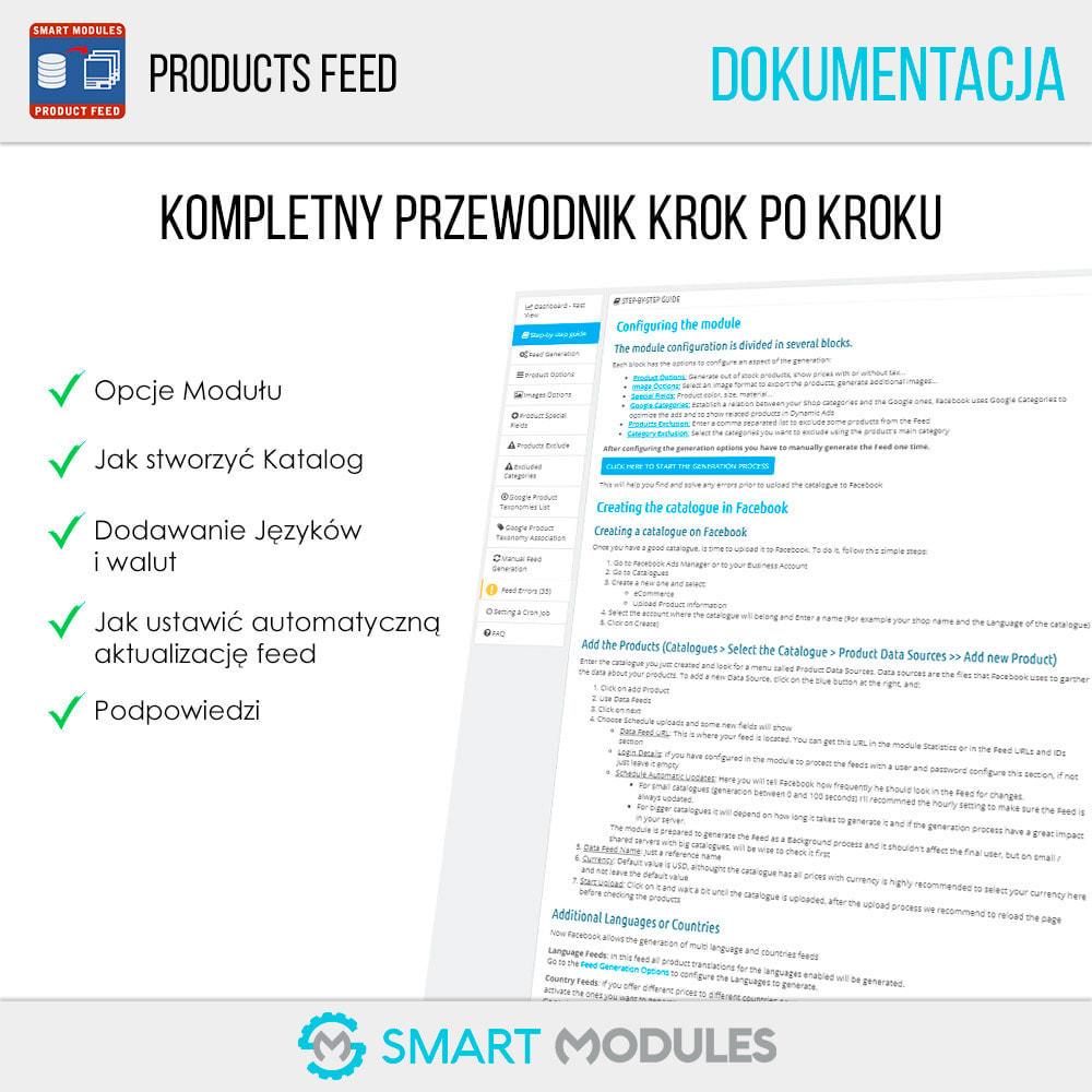module - Płatne pozycjonowanie & Afiliacja - Pliki Produktów: Dynamicznych Reklam & Tagowanie & Shop - 5