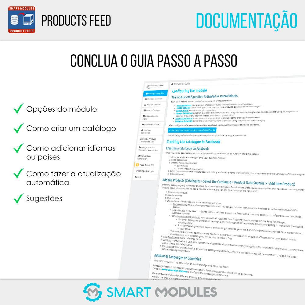 module - SEA SEM pago & Filiação - Feed de Produtos: Anúncios Dinâmicos & Tag & Shop - 5