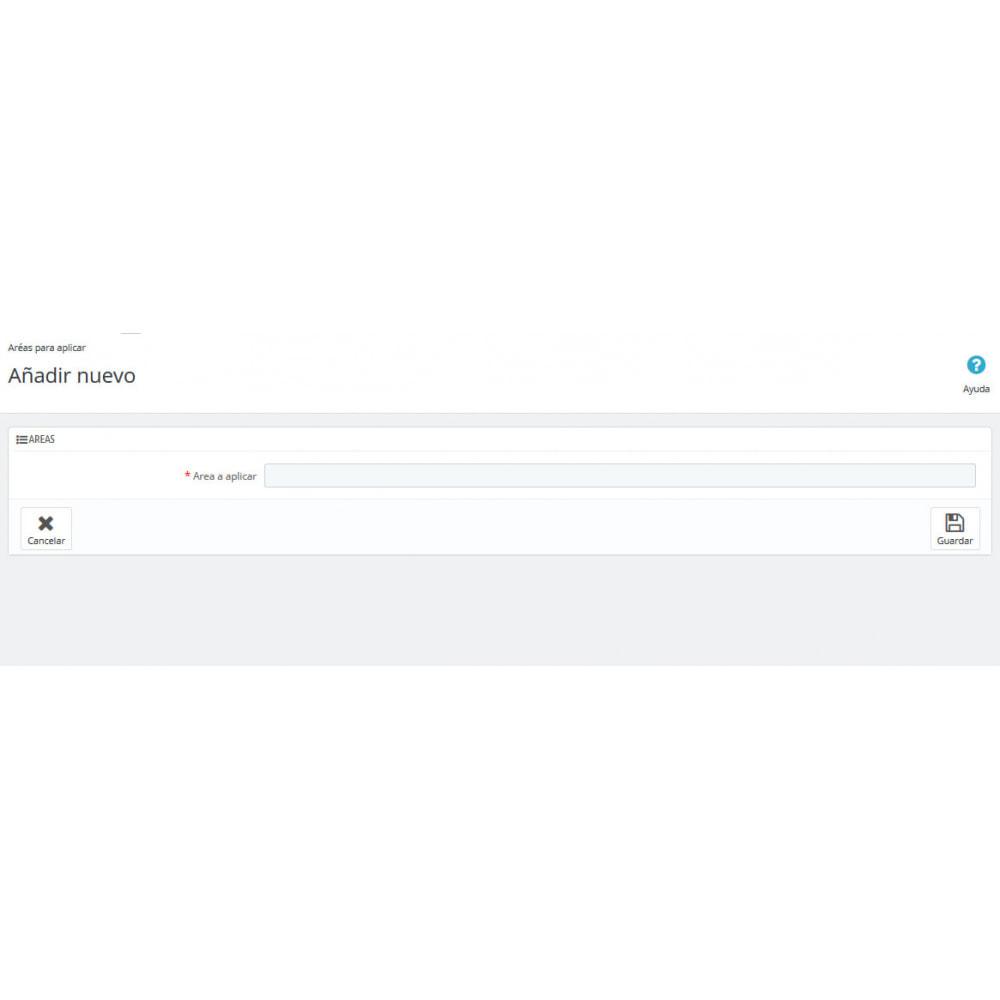 module - Contact Forms & Surveys - Contact Form CV - 4