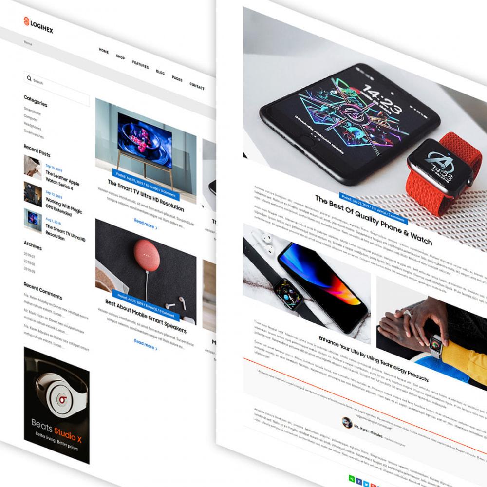theme - Electronics & Computers - Logihex Digital Store - 5