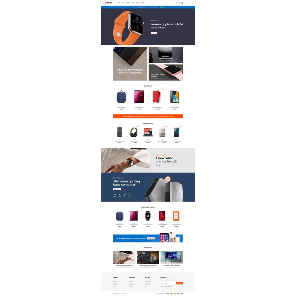 theme - Electronics & Computers - Logihex Digital Store - 9