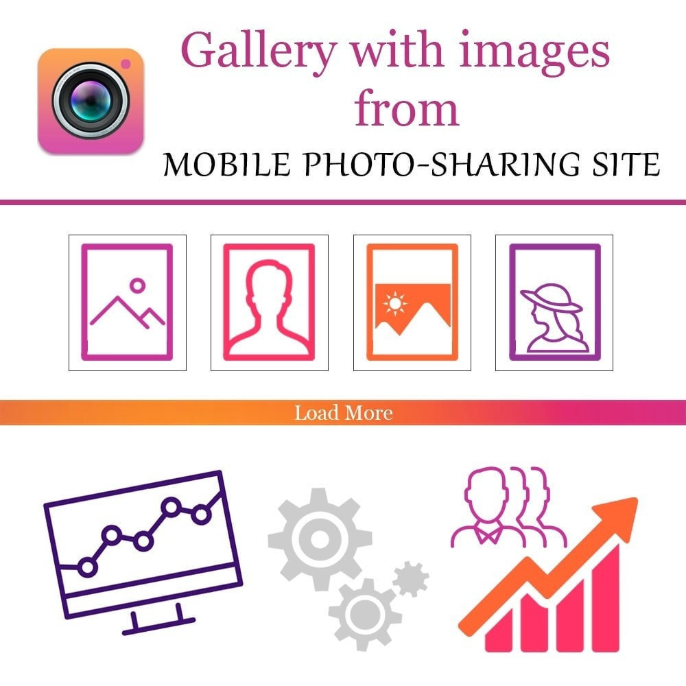 module - Sliders & Galleries - Instagram Feed Images Hashtag & User - Carousel - 1