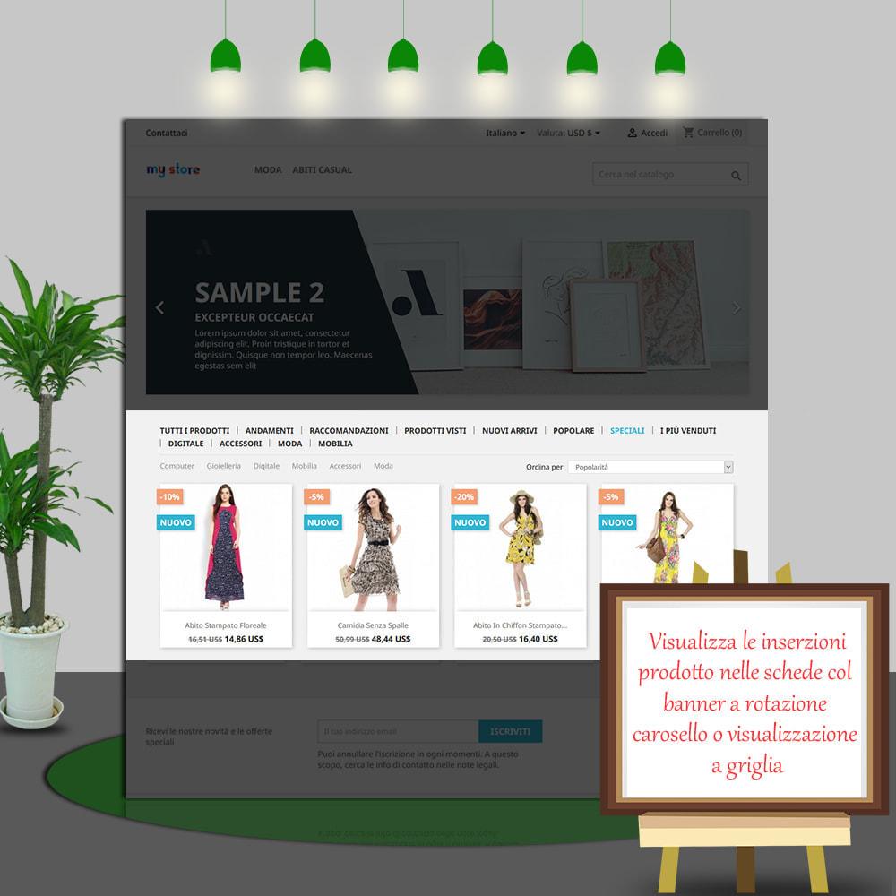 module - Prodotti su Home - Home Products PRO - Lista prodotti personalizzabili - 5