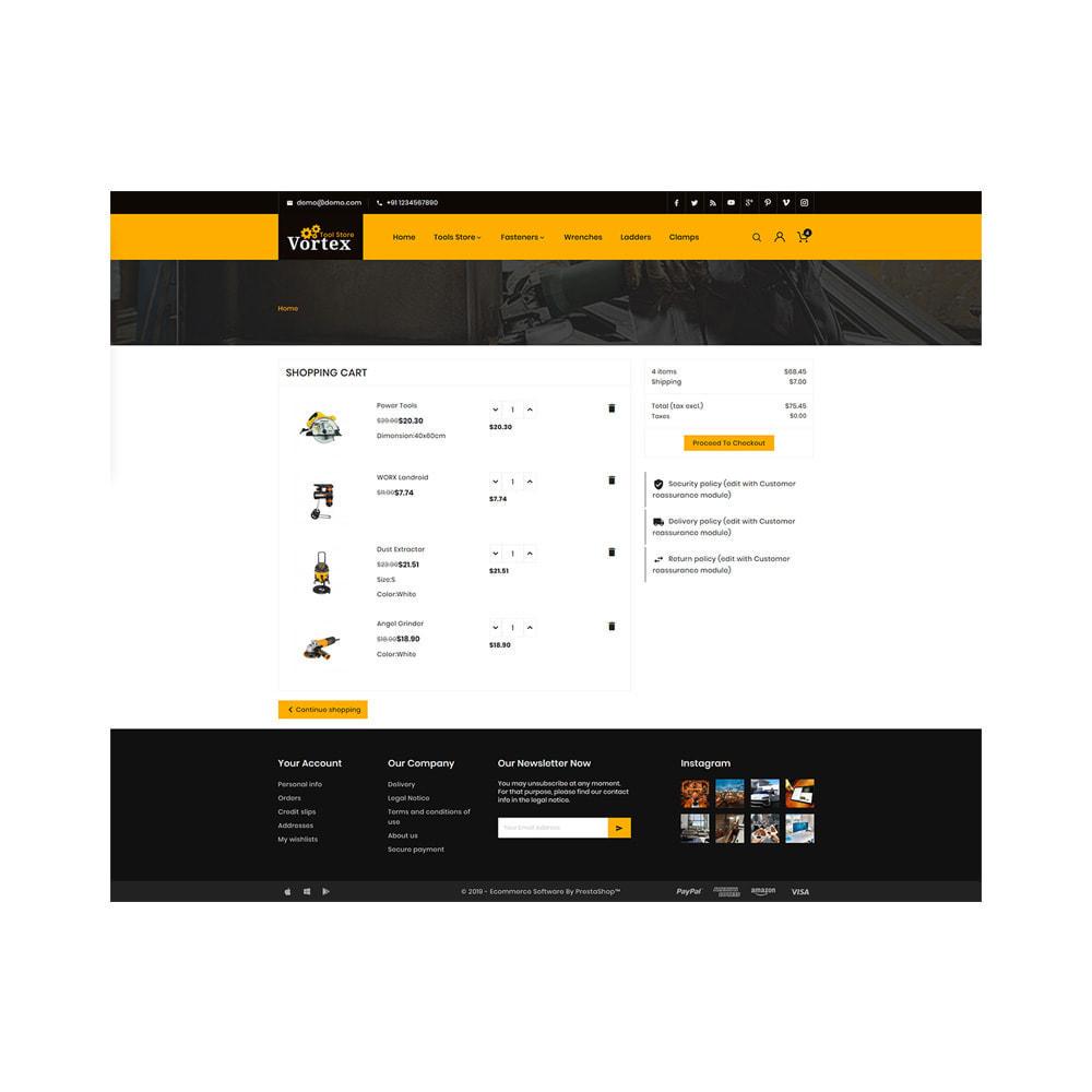 theme - Automotive & Cars - Tool Vortex - Toolen Store - 5