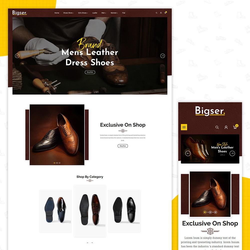 theme - Sports, Activities & Travel - Shoes Bigser - Shouse Store - 1