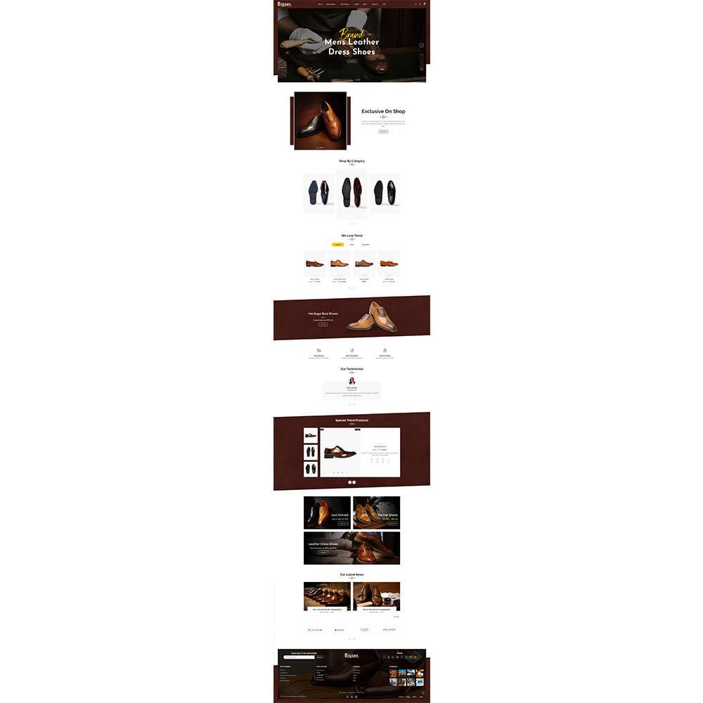theme - Sports, Activities & Travel - Shoes Bigser - Shouse Store - 2