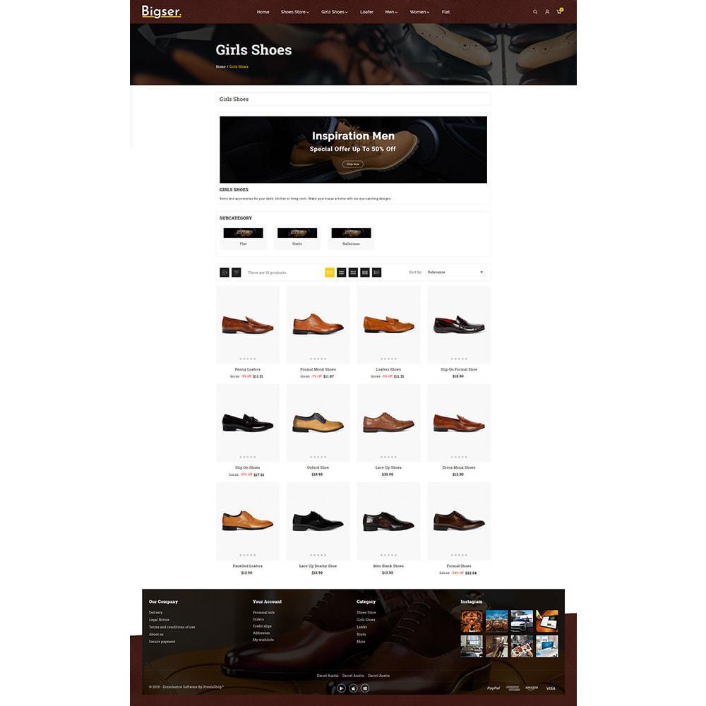 theme - Sports, Activities & Travel - Shoes Bigser - Shouse Store - 3