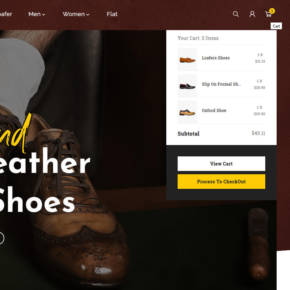 theme - Sports, Activities & Travel - Shoes Bigser - Shouse Store - 7