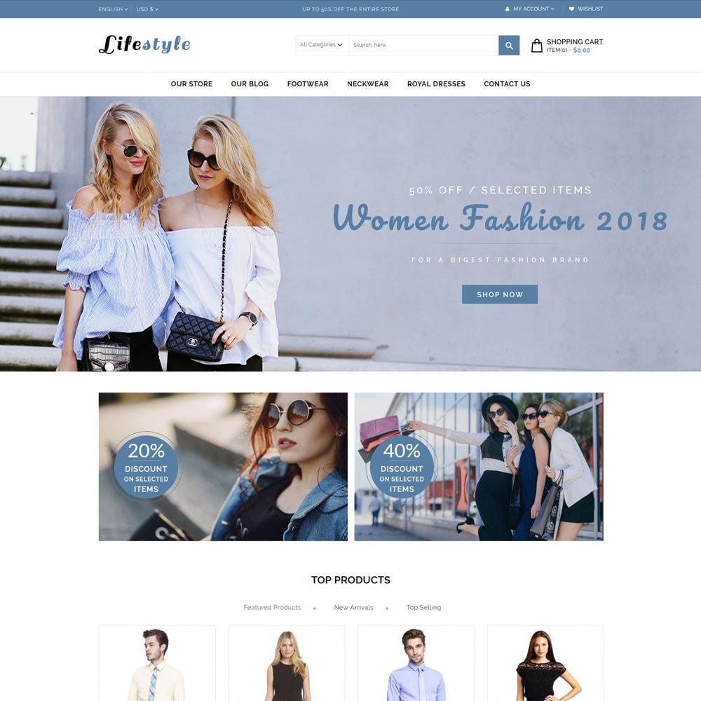 theme - Moda y Calzado - Tienda de moda Lifestyle - 3