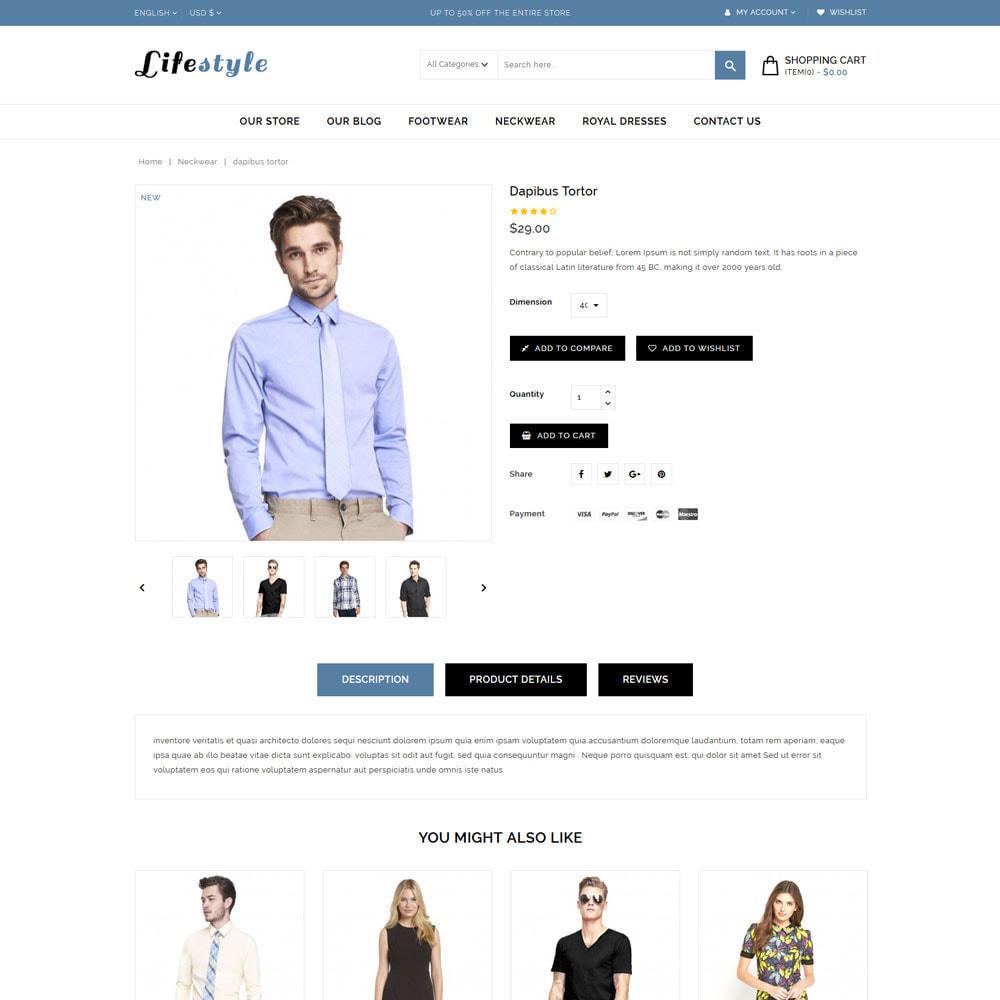 theme - Moda & Calzature - Negozio di moda lifestyle - 6
