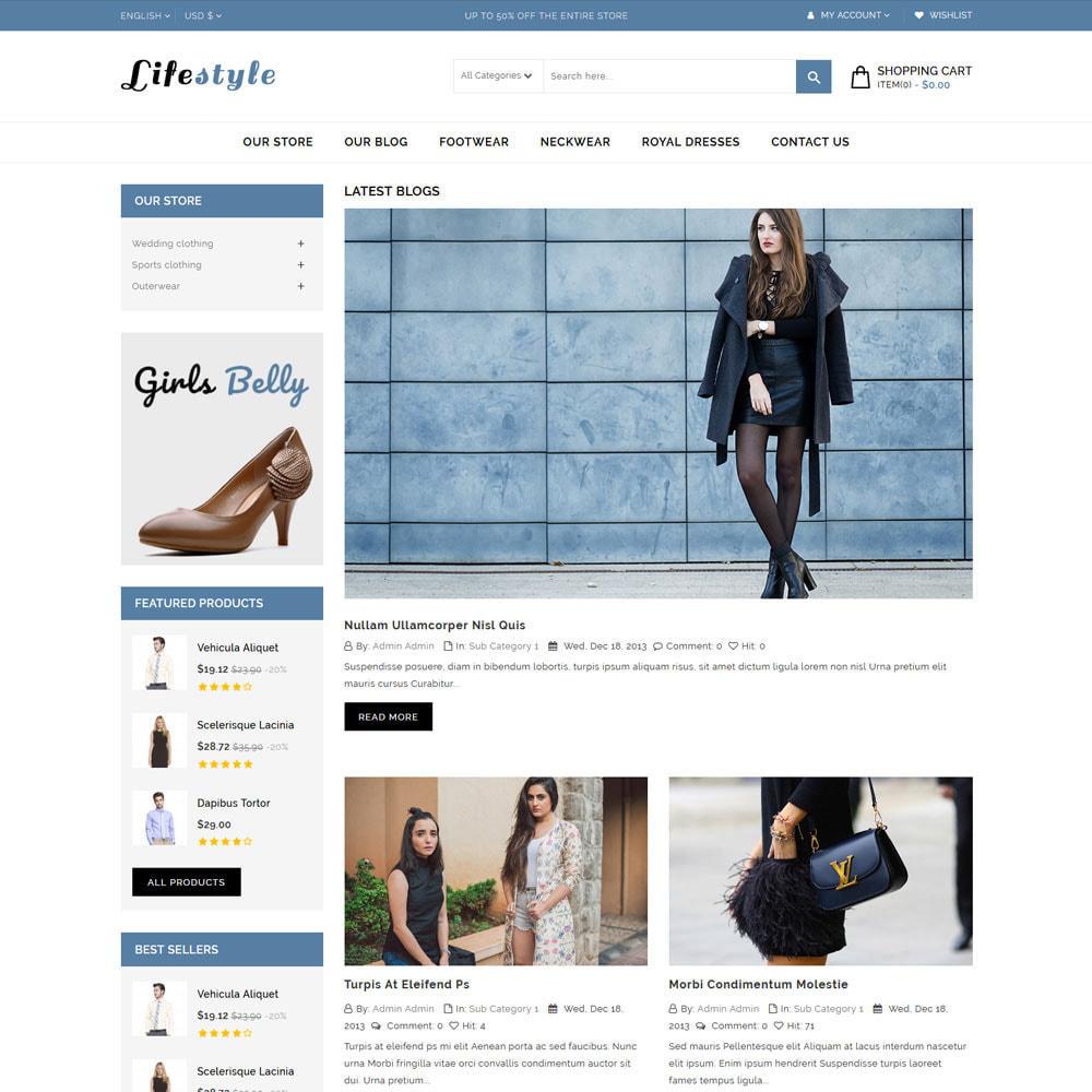 theme - Moda & Calzature - Negozio di moda lifestyle - 7