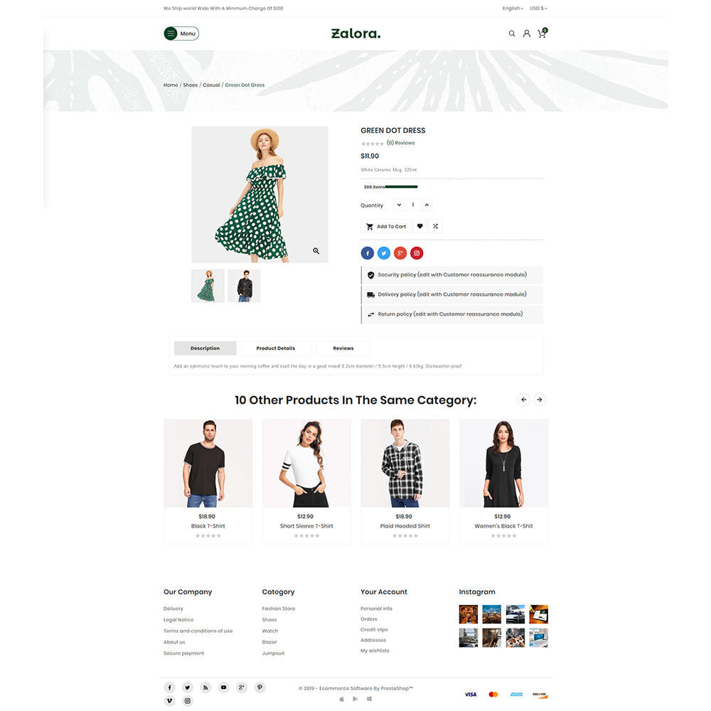 theme - Fashion & Shoes - Zalora Fashion Store - 4
