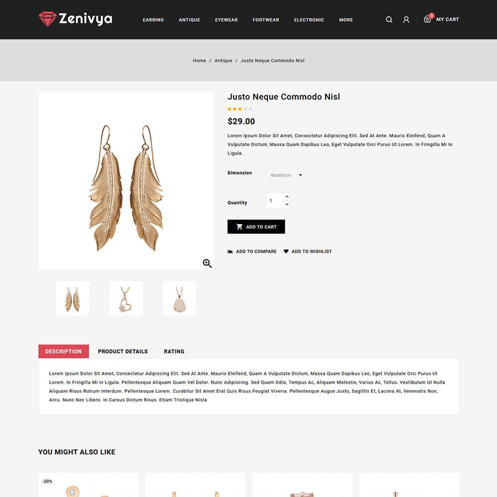 theme - Jewelry & Accessories - Zenivya - Jewelry Store - 4