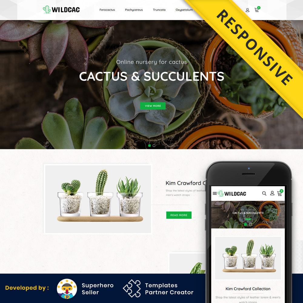 theme - Home & Garden - Wildcac - Gardening Store - 1