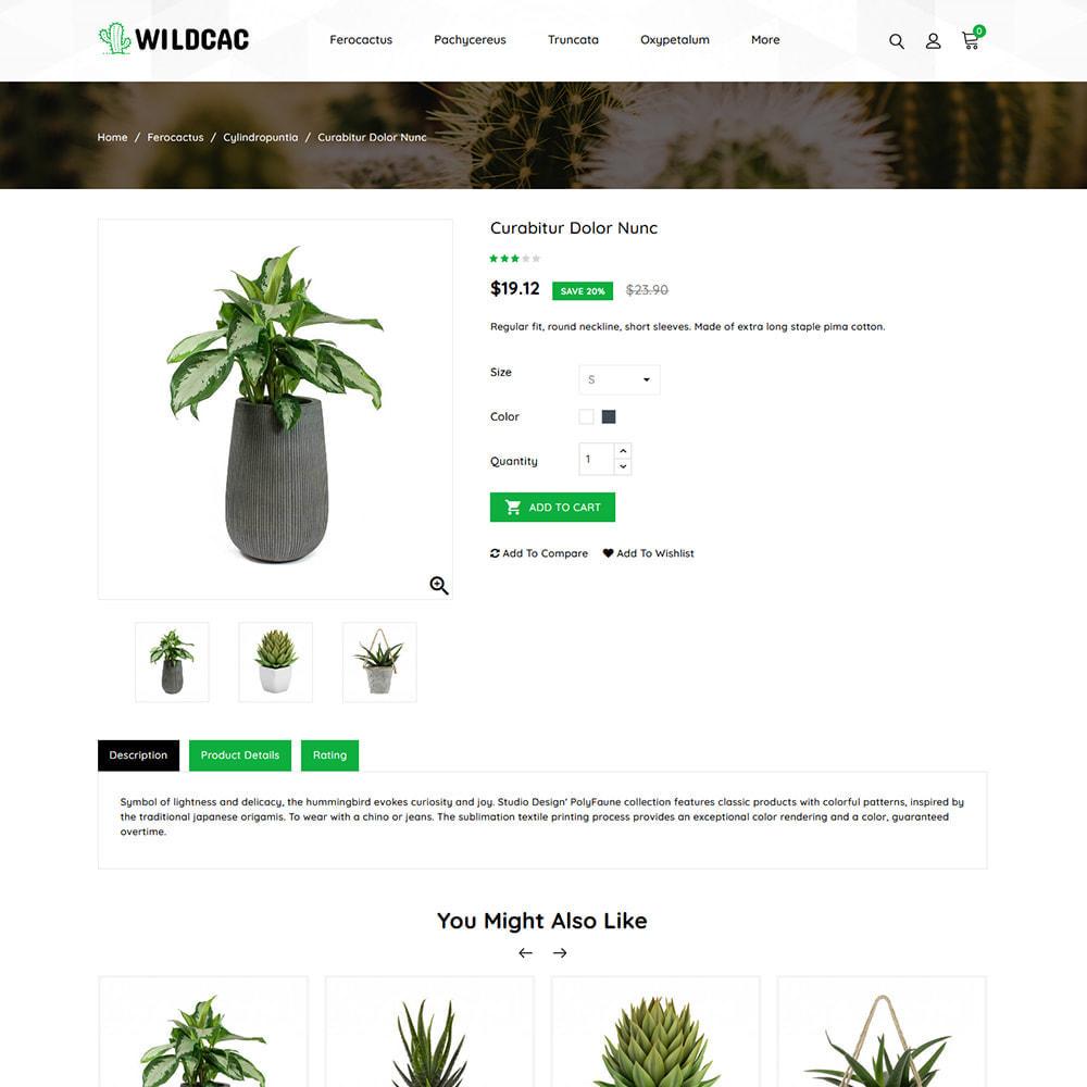 theme - Home & Garden - Wildcac - Gardening Store - 4