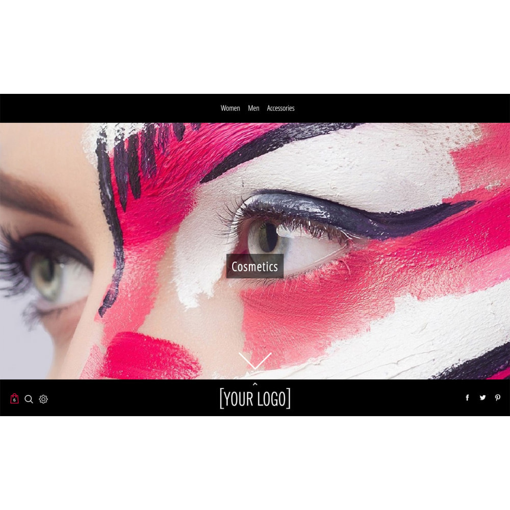 theme - Salud y Belleza - Swank Parallax Modern - 2