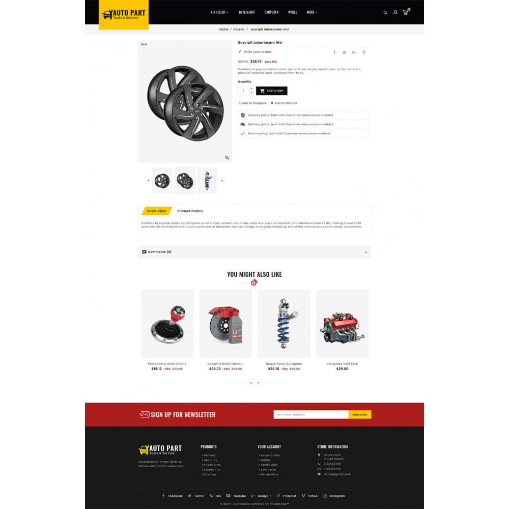 theme - Coches y Motos - Auto Parts - Tools & Service - 5