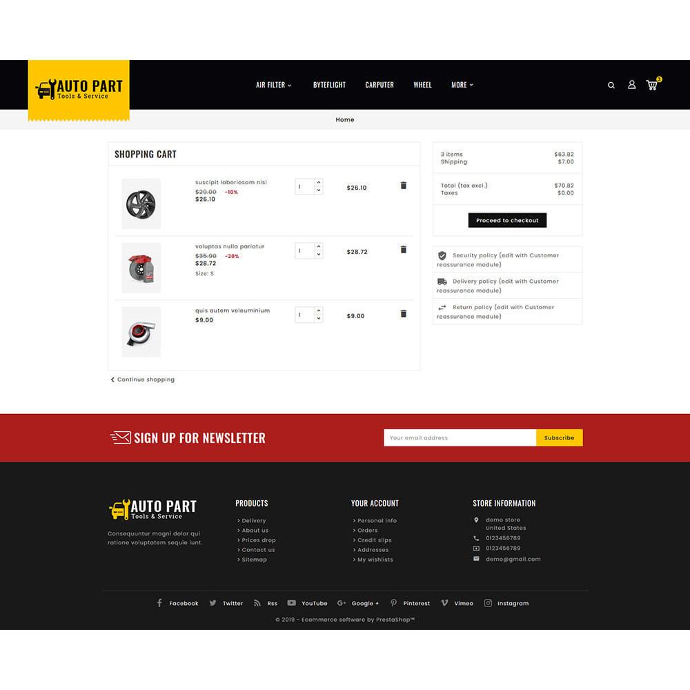 theme - Coches y Motos - Auto Parts - Tools & Service - 6