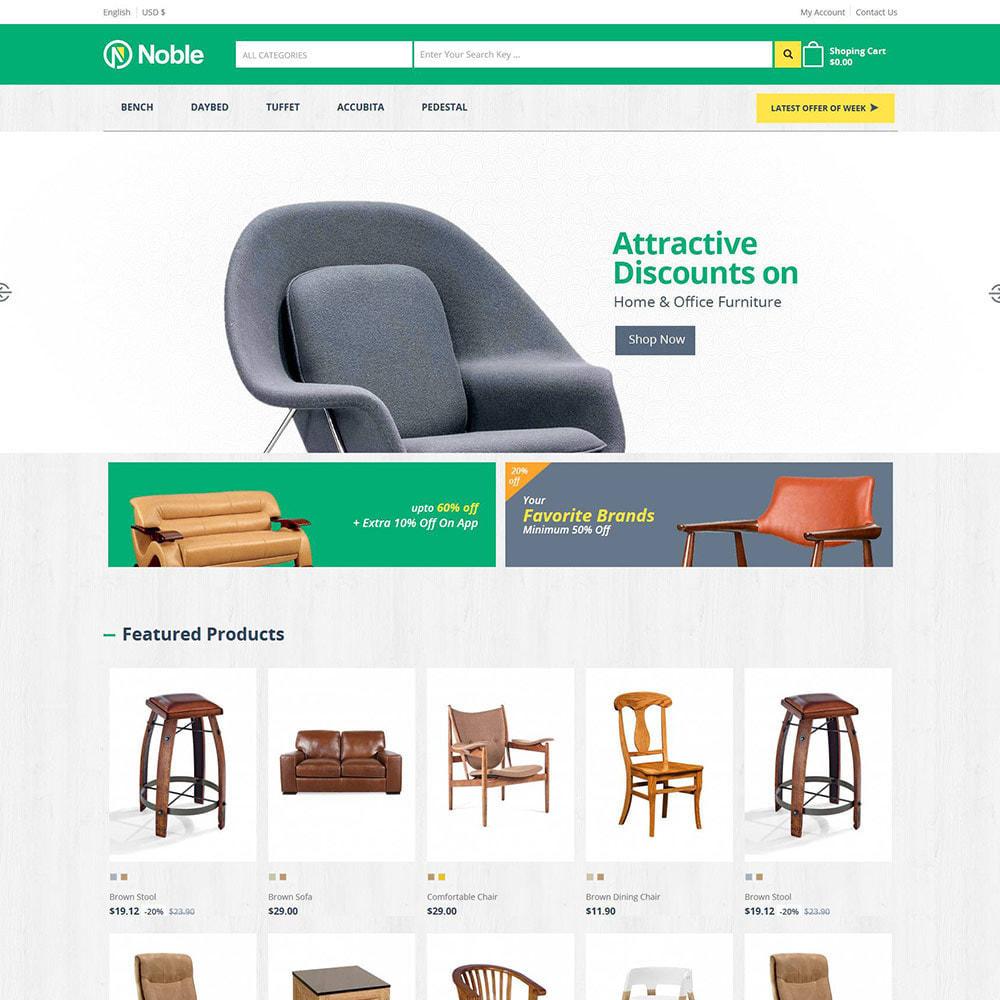 theme - Home & Garden - Interior Furniture  - Home Garden Megamart Store - 2