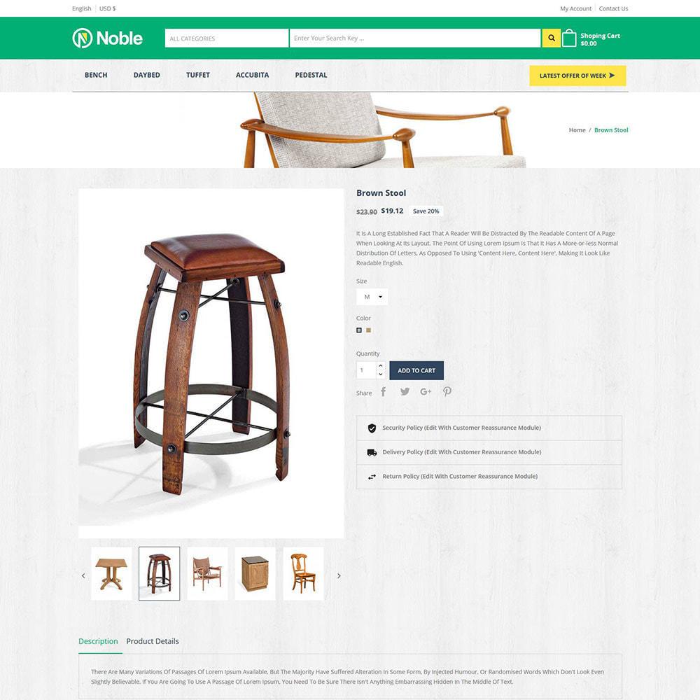 theme - Home & Garden - Interior Furniture  - Home Garden Megamart Store - 5