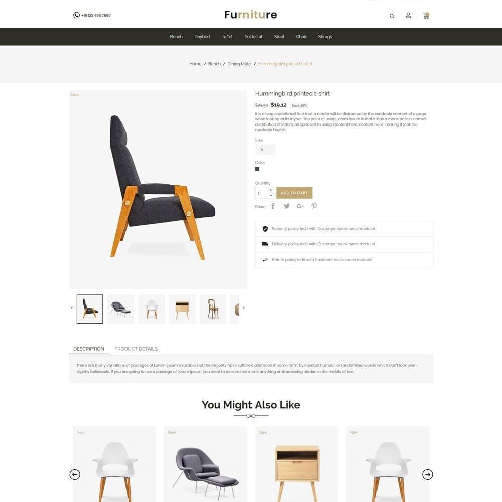 theme - Maison & Jardin - Interior Designer - Furniture Wood Store - 5