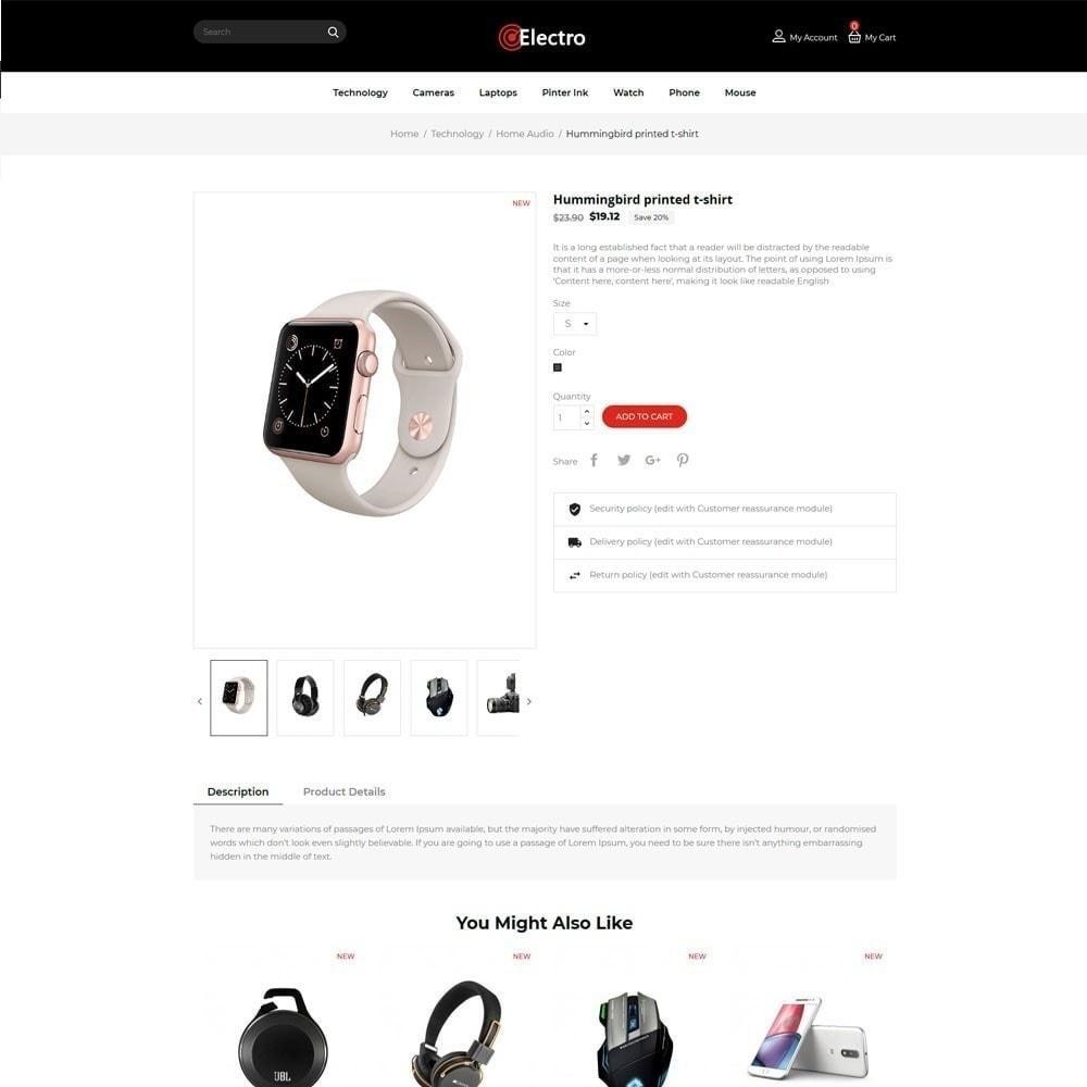 theme - Electronique & High Tech - Mobile Drone - Electronics Digital Store - 5