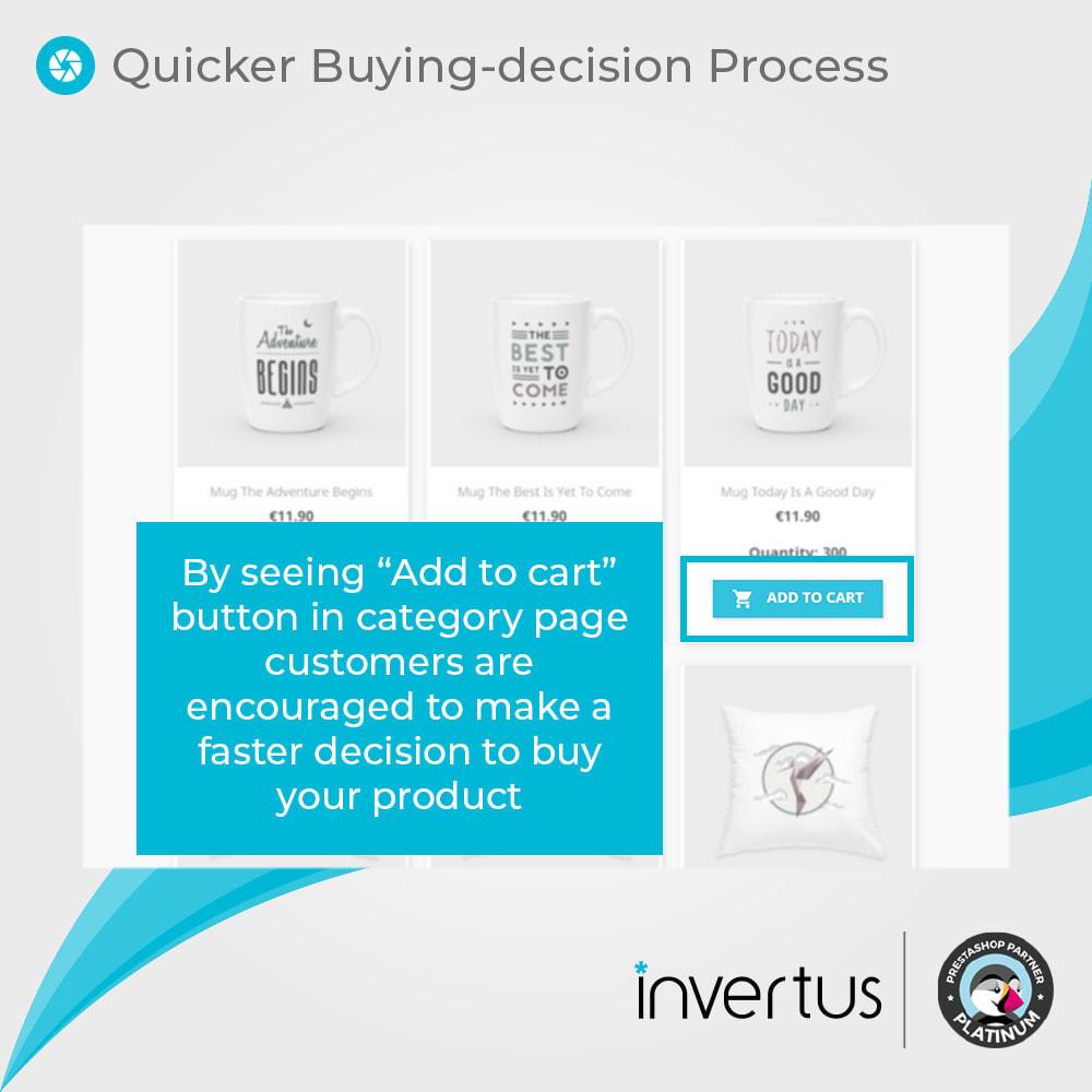module - Combinaciones y Personalización de productos - Selector de atributos avanzado: para producto - 5