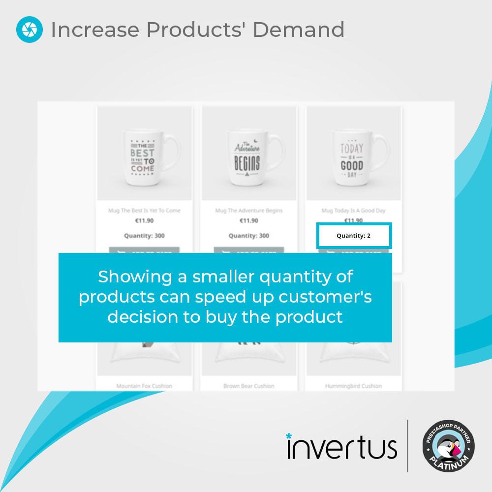 module - Combinaciones y Personalización de productos - Selector de atributos avanzado: para producto - 6