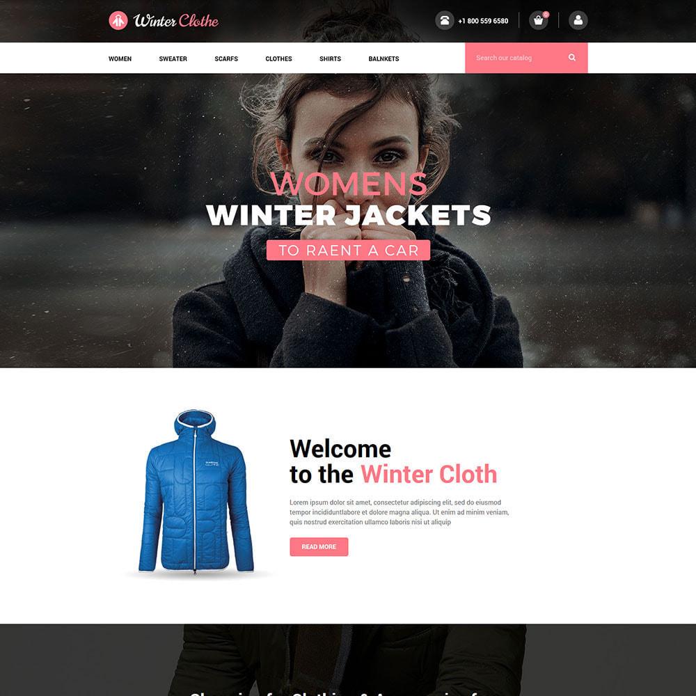 theme - Moda & Calzature - Winter Cloth - Fashion Jacket Store - 4